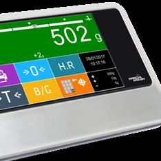 i25 touch indicator